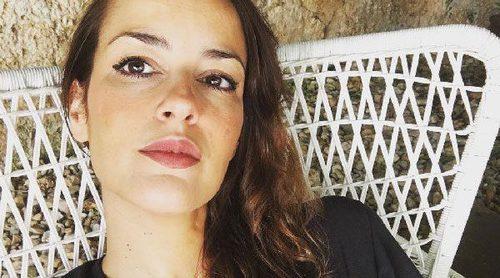 Vega, más que cantante, una feliz mamá: presume de su bebé en las redes