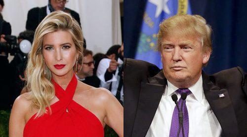 Donald Trump define a su hija Ivanka Trump como un 'voluptuoso trozo de culo'