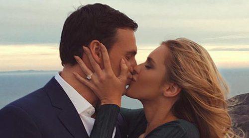 Ryan Lochte se compromete con Kayla Rae Reid tras menos de un año de noviazgo