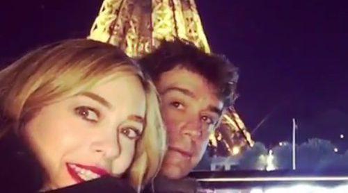 Marta Hazas y Javier Veiga se escapan a París tras su romántica boda