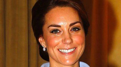 Kate Middleton almuerza con Guillermo Alejandro de Holanda en su primer viaje al extranjero en solitario