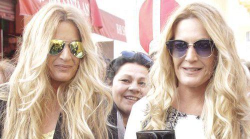 Batalla campal en 'Sálvame': Las Mellis y Raquel Bollo, a gritos hasta abandonar el plató