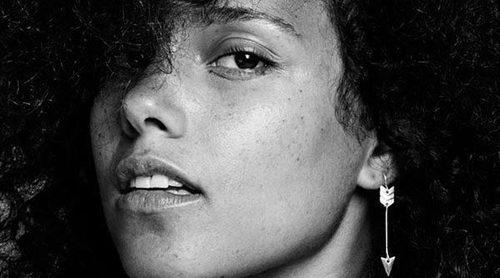 Alicia Keys se desnuda en su nuevo álbum 'Here': se lanza el 4 de noviembre