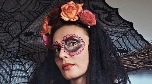 Cómo maquillarse los ojos en Halloween