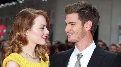 Emma Stone reconoce que sigue queriendo a su ex Andrew Garfield