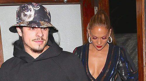 Jennifer Lopez rompió con su novio Casper por ponerle los cuernos