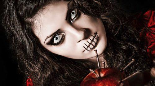 Paso a paso: maquillaje boca cosida para Halloween