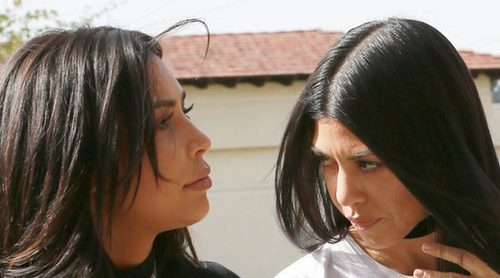 Kourtney Kardashian cuenta lo mal que está su hermana Kim Kardashian tras el robo