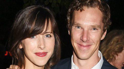 Benedict Cumberbatch y Sophie Hunter esperan su segundo hijo