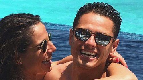 Lucía Villalón y Javier Hernández 'Chicharito' se casarán en verano de 2017