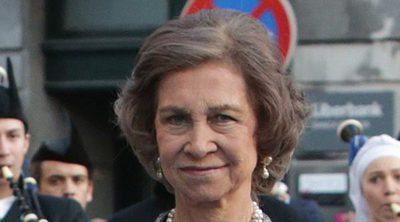 El tropezón de la Reina Sofía, la anécdota de los Premios Princesa de Asturias 2016