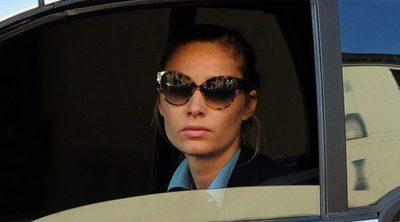 Beatrice Borromeo, esposa de Pierre Casiraghi, se queda atrapada en su vehículo por una furgoneta