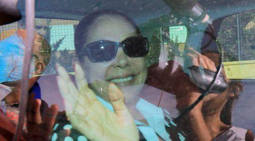 Isabel Pantoja celebra su libertad con Kiko Rivera, Chabelita y toda su familia en Cantora
