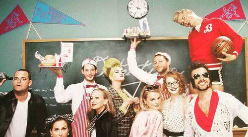 Orlando Bloom, Jessica Chastain o Kate Hudson en la original fiesta por el 32 cumpleaños de Katy Perry
