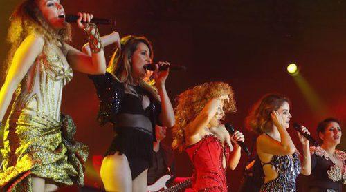 El concierto de 'OT. El reencuentro': Un repaso por las mejores canciones de esta generación de artistas
