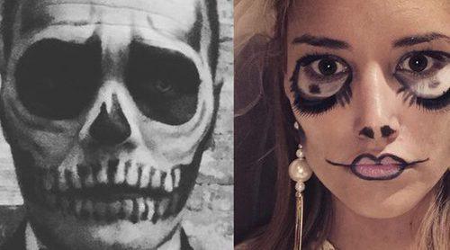No sin mi disfraz: Los looks de Alba Carrillo, Fonsi Nieto y Patricia Montero para Halloween 2016
