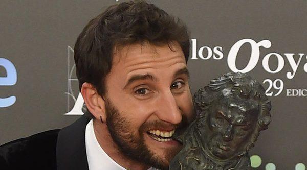 Dani Rovira olvida las críticas de la pasada edición y presentará los Goya 2017