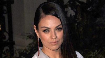Mila Kunis denuncia en una carta pública el sexismo que sufren las mujeres en Hollywood