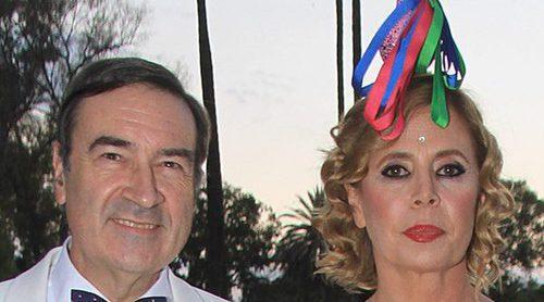 Ágatha Ruiz de la Prada confirma su separación de Pedro J. Ramírez tras los rumores de infidelidad