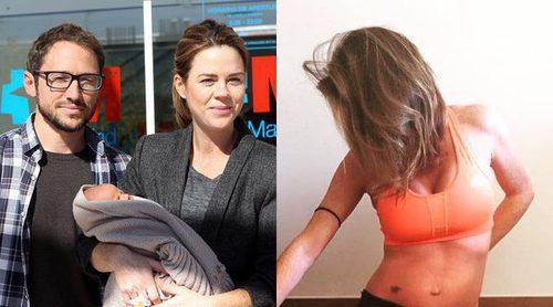 Amelia Bono empieza su recuperación 10 días después del nacimiento de su cuarto hijo