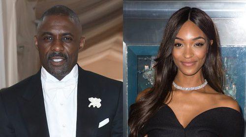 Rumores de romance para Idris Elba y Jourdan Dunn tras ser vistos irse juntos de una fiesta
