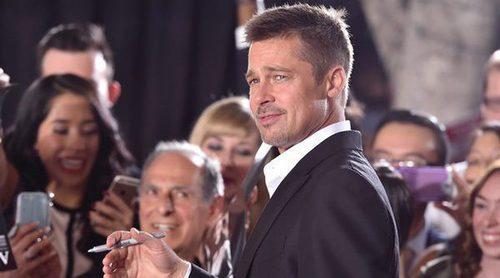 Brad Pitt vuelve a la alfombra roja tras su divorcio de Angelina Jolie: 'Es fantástico recibir tanto apoyo'