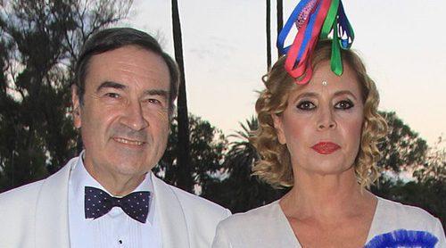 Ágatha Ruiz de la Prada y Pedro J. Ramírez se reparten de forma cordial sus propiedades