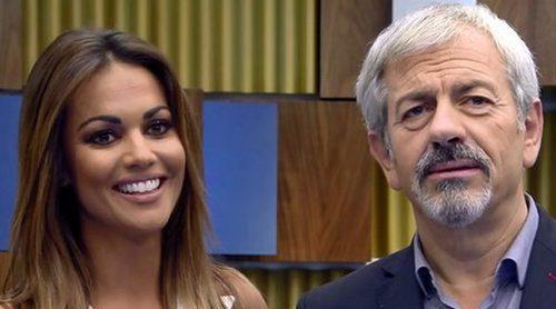 Carlos Sobera y Lara Álvarez darán las Campanadas 2017 en Telecinco