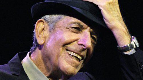 Kate Hudson, Russell Crowe o Alaska: Reacciones a la muerte de Leonard Cohen