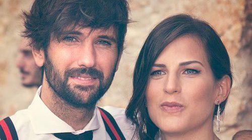 David Otero se casa por segunda vez con su mujer Marina y se van de luna de miel