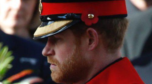 El Príncipe Harry se esfuma del acto que significó la reconciliación del Príncipe Carlos y el Duque de York