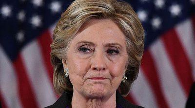 Hillary Clinton, hundida tras perder las elecciones contra Donald Trump: 'No quería salir de casa'