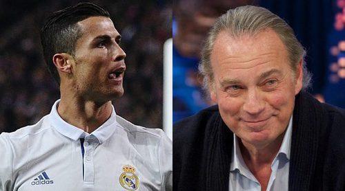 Bertín Osborne no quiere a Cristiano Ronaldo en 'Mi casa es la tuya':