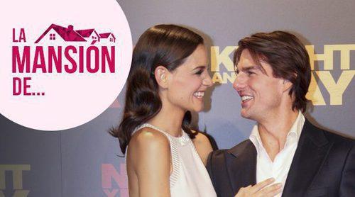 Así es la mansión de 35 millones de euros en la que Tom Cruise vivió con Katie Holmes
