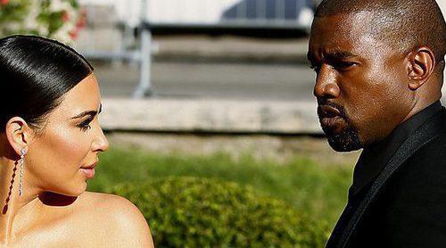Kim Kardashian celebra Acción de Gracias con Kanye West en el hospital
