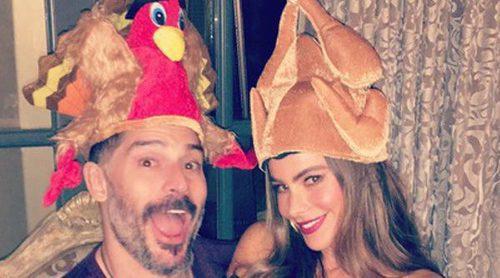 Sofia Vergara, Taylor Swift, Jennifer Lopez... Los famosos celebran Acción de Gracias por todo lo alto