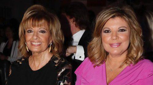 María Teresa y Terelu Campos, Ruth Lorenzo y Cristina Castaño, premiadas por su trabajo