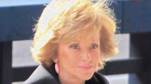María Teresa Fernández de la Vega niega su paso por el quirófano: 'No me he operado'