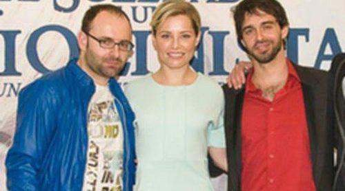 Soraya debuta en el cine junto a Alberto Amarilla con el cortometraje 'Triste Soledad de Violinista'