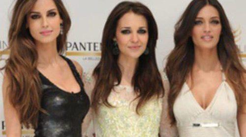 Sara Carbonero, Paula Echevarría y Ariadne Artiles, trío de bellezas para presumir de cabello