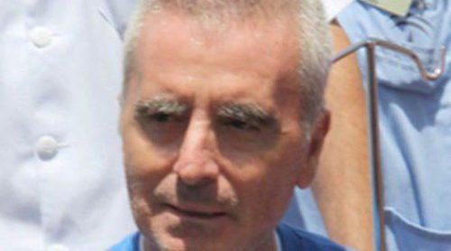 José Ortega Cano, ingresado en el hospital Virgen Macarena de Sevilla por una infección en la pierna