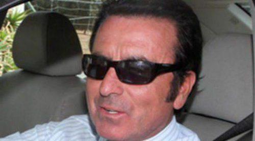 José Ortega Cano recibe el alta hospitalaria tras sufrir una infección en la pierna