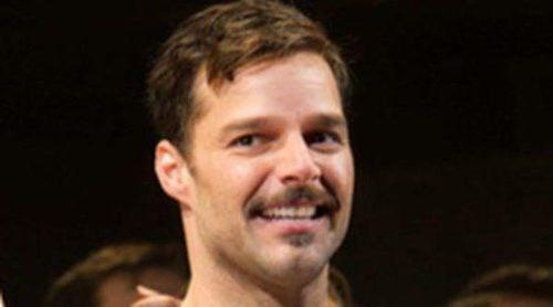 Ricky Martin presenta el musical 'Evita', su vuelta a Broadway tras 'Los miserables'