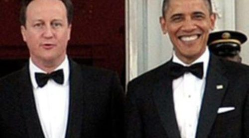 Los Obama ofrecen una cena a los Cameron con George Clooney y Anna Wintour como testigos