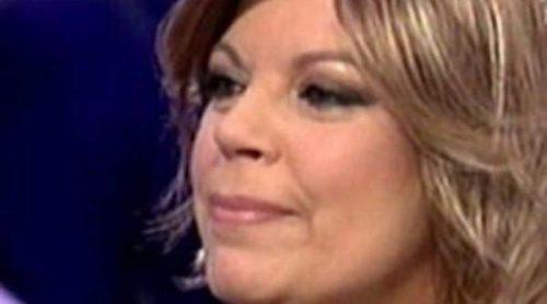 Terelu Campos recuerda emocionada a Paco Valladares en 'La noria'