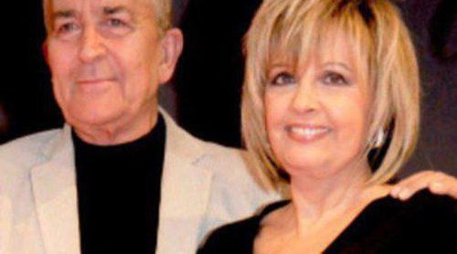 María Teresa Campos, Terelu Campos, Concha Velasco y Esperanza Roy rinden homenaje a Paco Valladares
