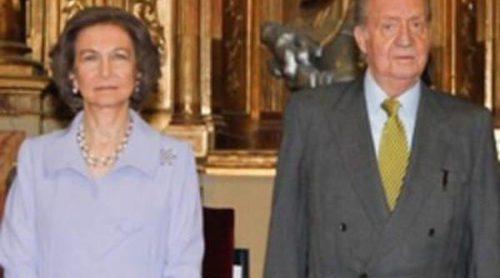 Los Reyes Juan Carlos y Sofía y Mariano Rajoy conmemoran el Bicentenario de la Constitución de Cádiz