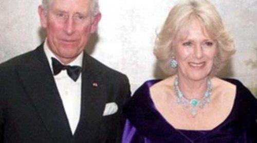 La Familia Real Noruega ofrece una cena de gala en honor a Carlos de Inglaterra y la Duquesa de Cornualles