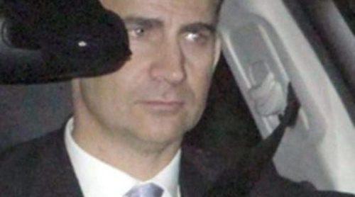 Álvaro Fuster y Beatriz Mira se casan ante los Príncipes Felipe y Letizia, Isabel Sartorius y Amaia Salamanca