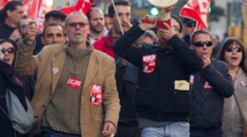 Los famosos y la huelga general: muchos piden respeto pero casi ninguno se 'moja'